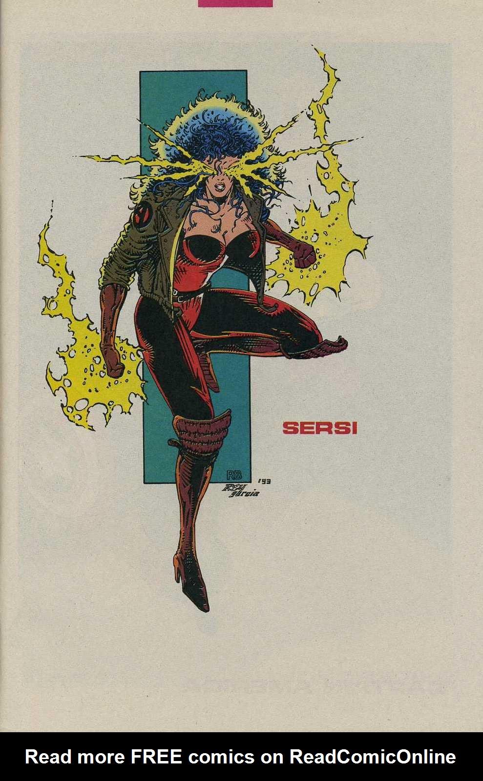 Read online Avengers Strike File comic -  Issue # Full - 24
