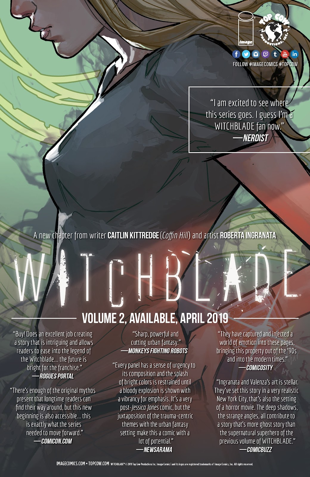 Read online Vindication comic -  Issue #2 - 31