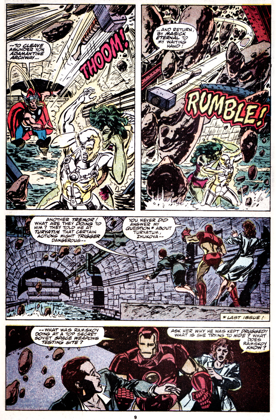 The Avengers (1963) 327 Page 7