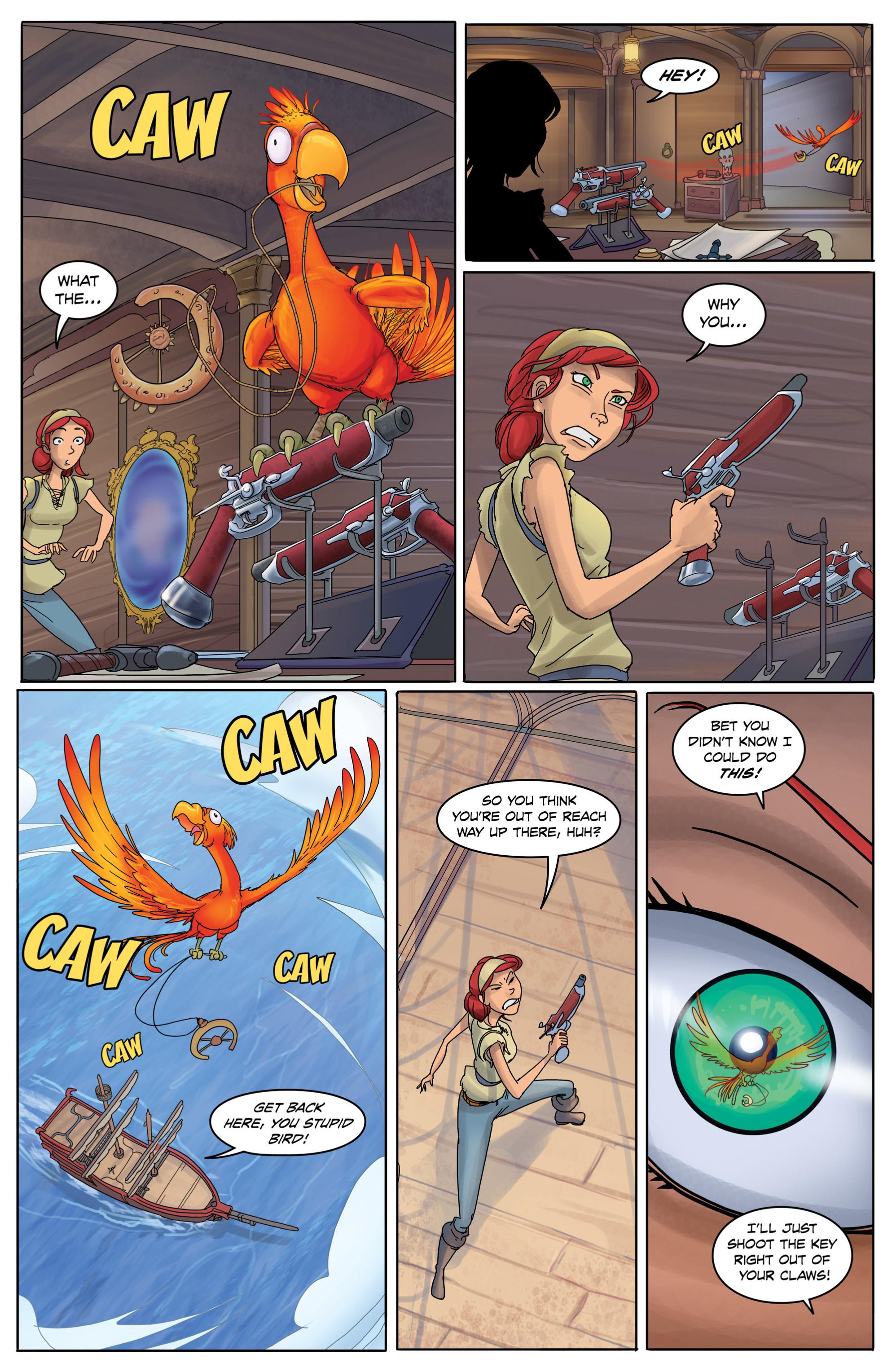 Read online Anne Bonnie comic -  Issue #1 - 25