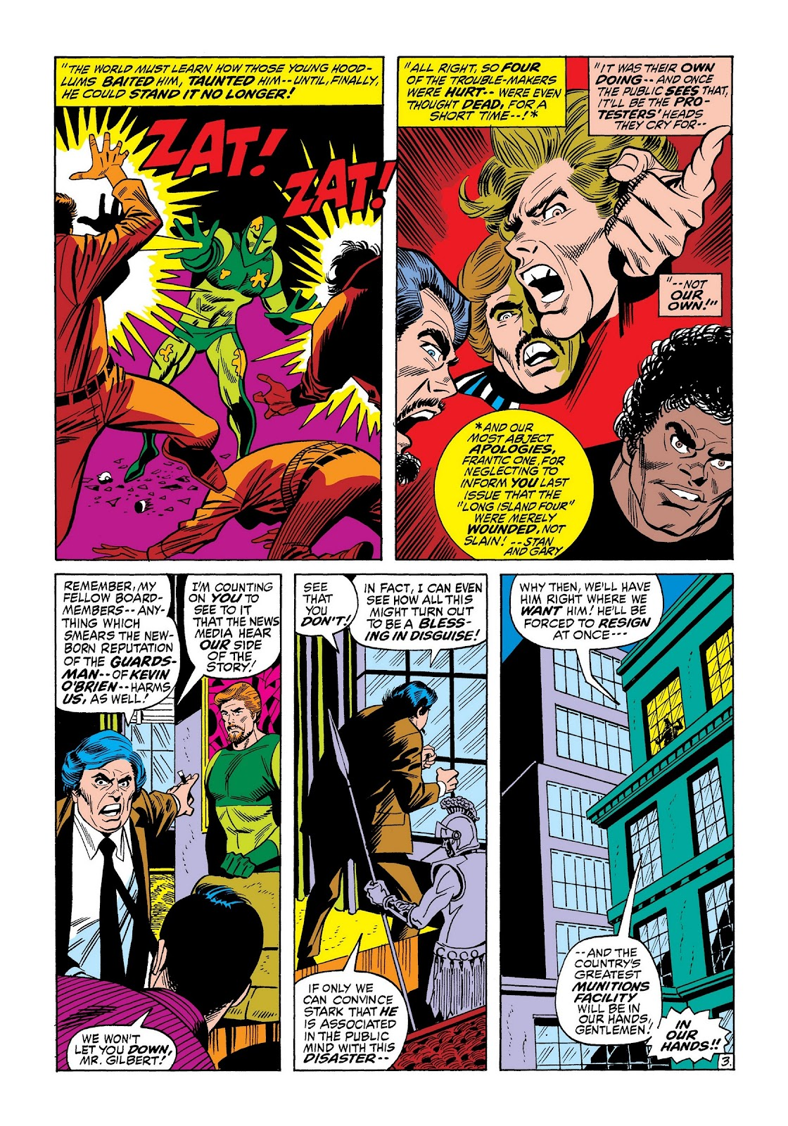 Read online Marvel Masterworks: The Invincible Iron Man comic -  Issue # TPB 8 (Part 2) - 47