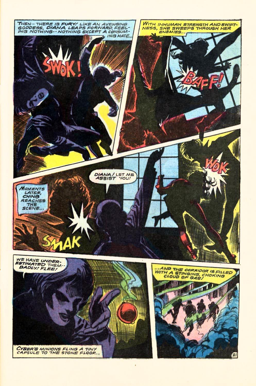 Read online Wonder Woman (1942) comic -  Issue #180 - 29