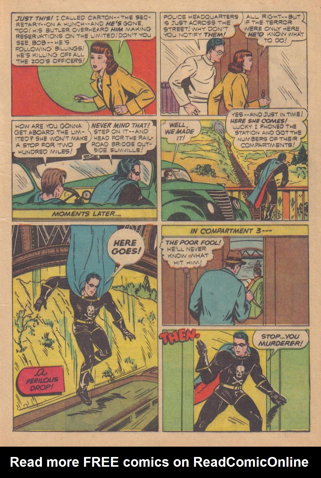 Exciting Comics (1940) issue 13 - Page 15