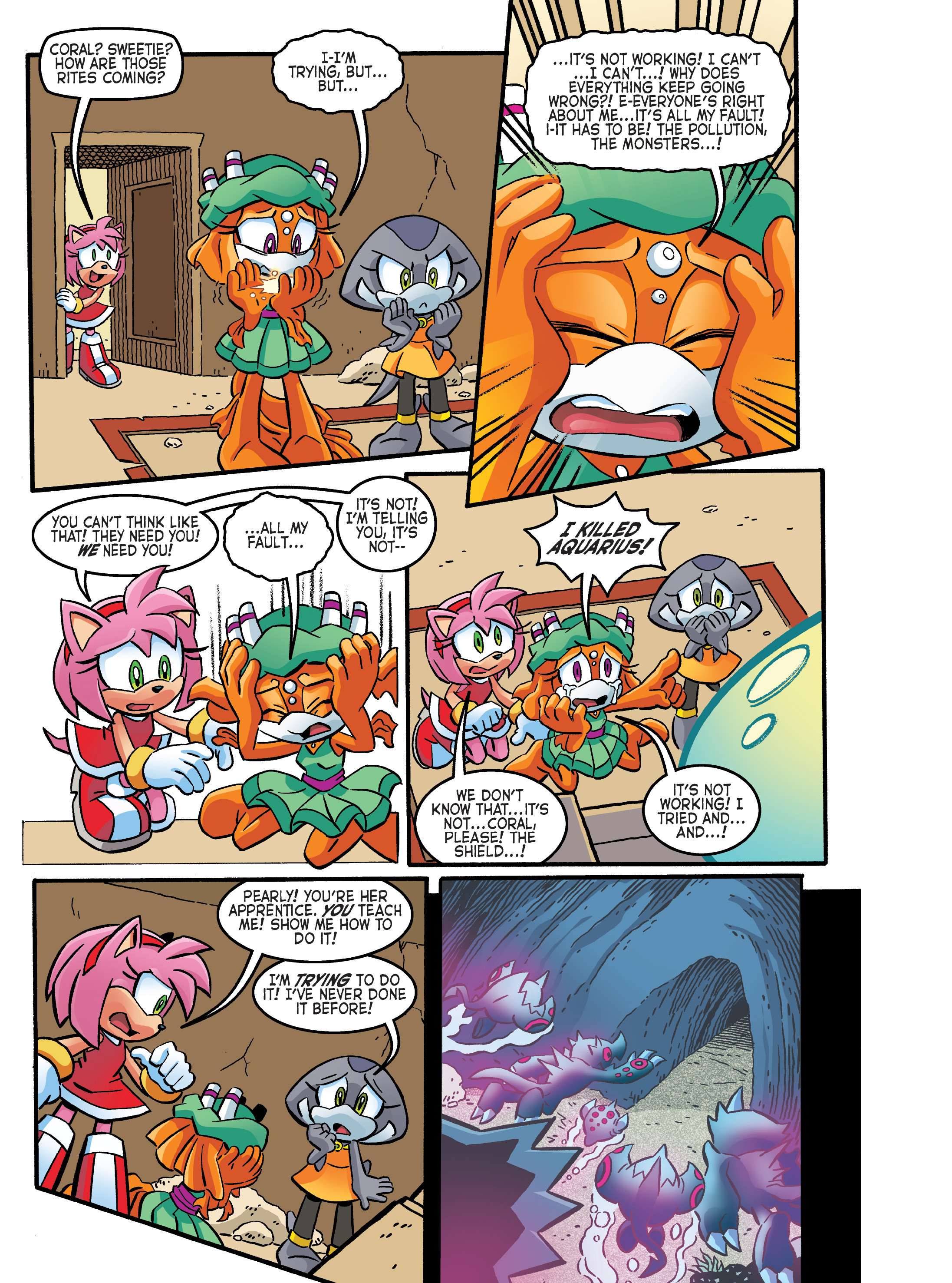 Read online Sonic Super Digest comic -  Issue #10 - 77