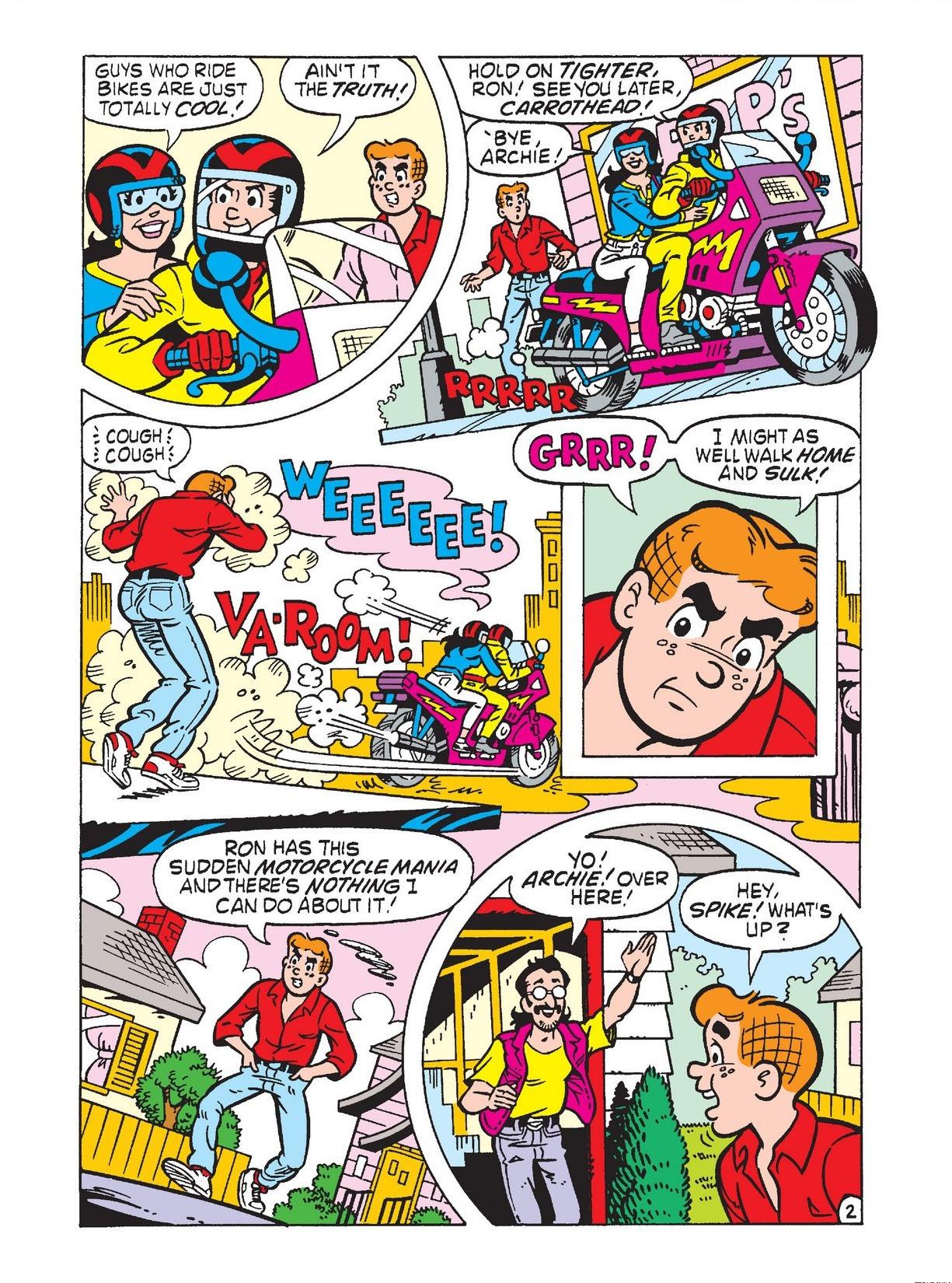 Read online Archie 1000 Page Comics Bonanza comic -  Issue #3 (Part 1) - 105