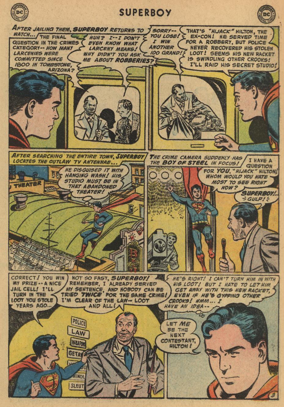 Superboy (1949) issue 47 - Page 13