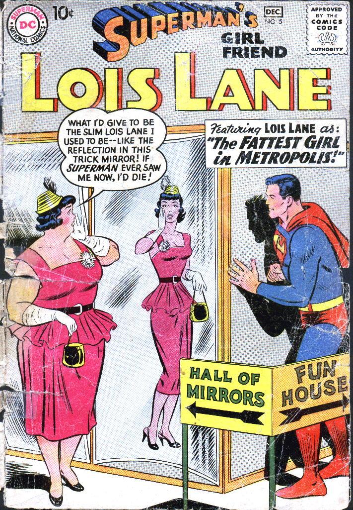 Supermans Girl Friend, Lois Lane 5 Page 1