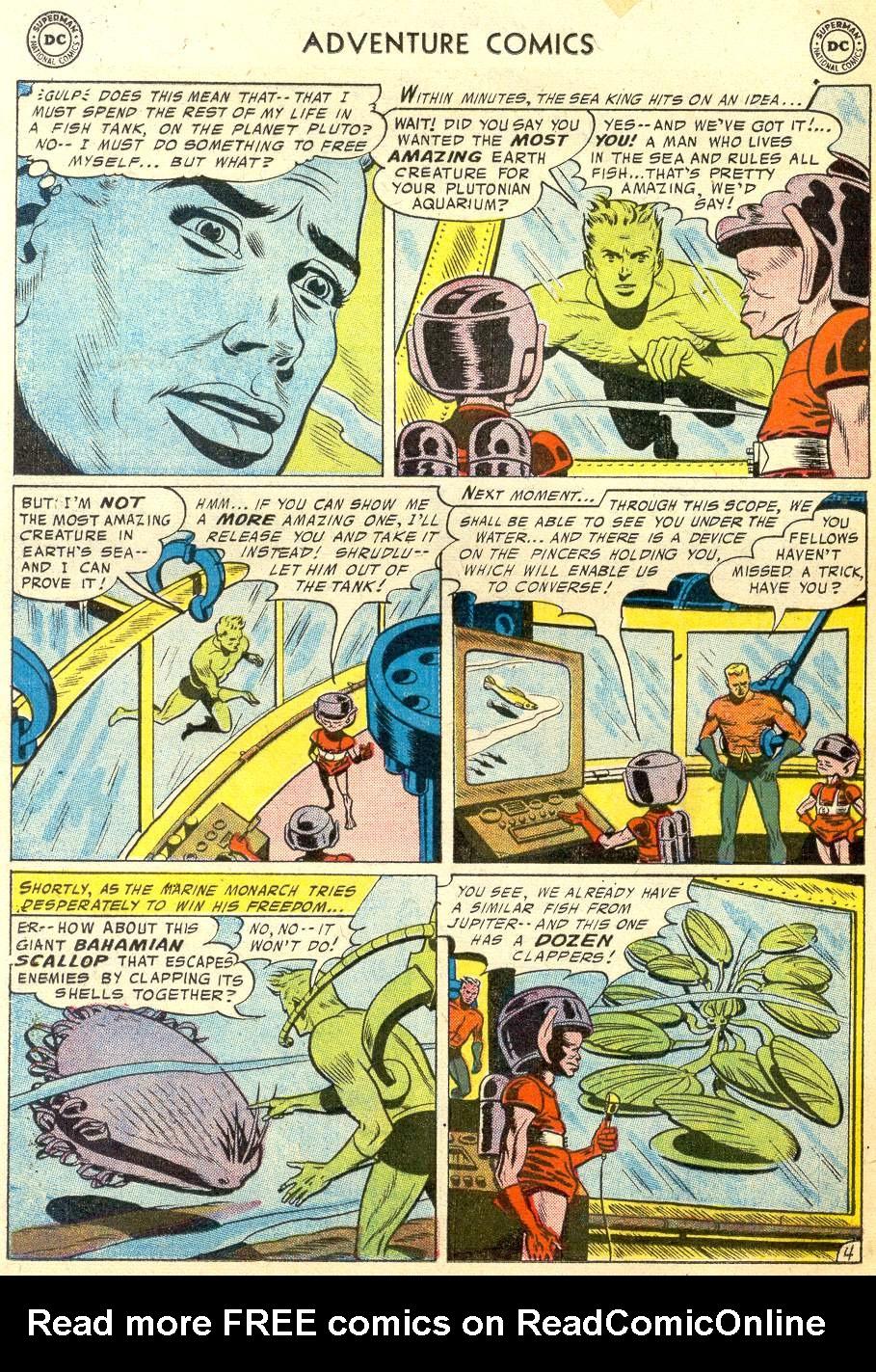Read online Adventure Comics (1938) comic -  Issue #215 - 20