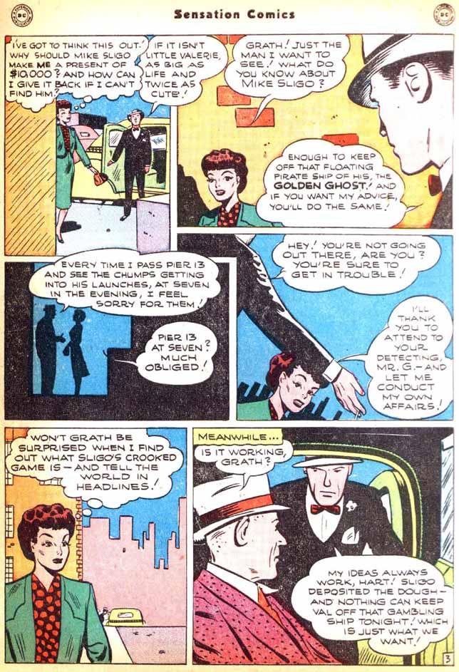 Read online Sensation (Mystery) Comics comic -  Issue #92 - 41