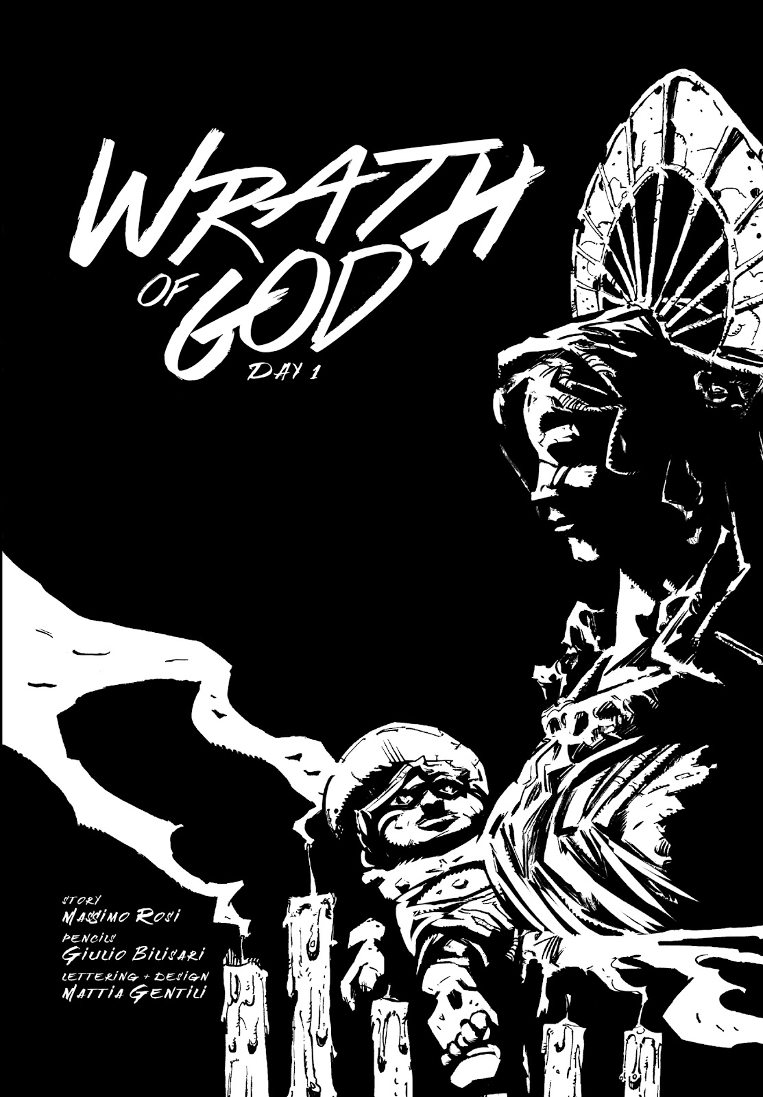 Read online Wrath of God comic -  Issue #1 - 7