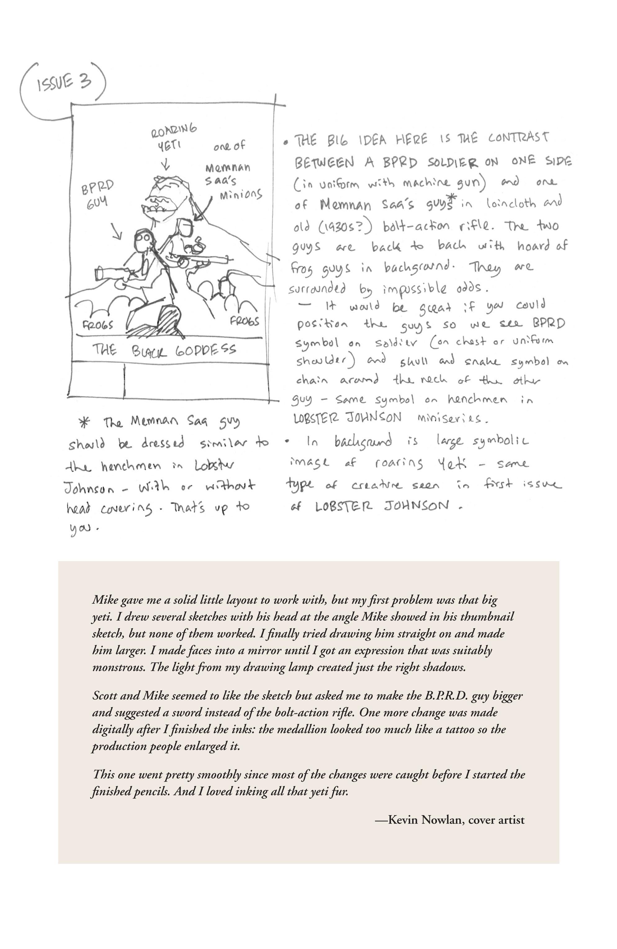 Read online B.P.R.D. (2003) comic -  Issue # TPB 11 - 138