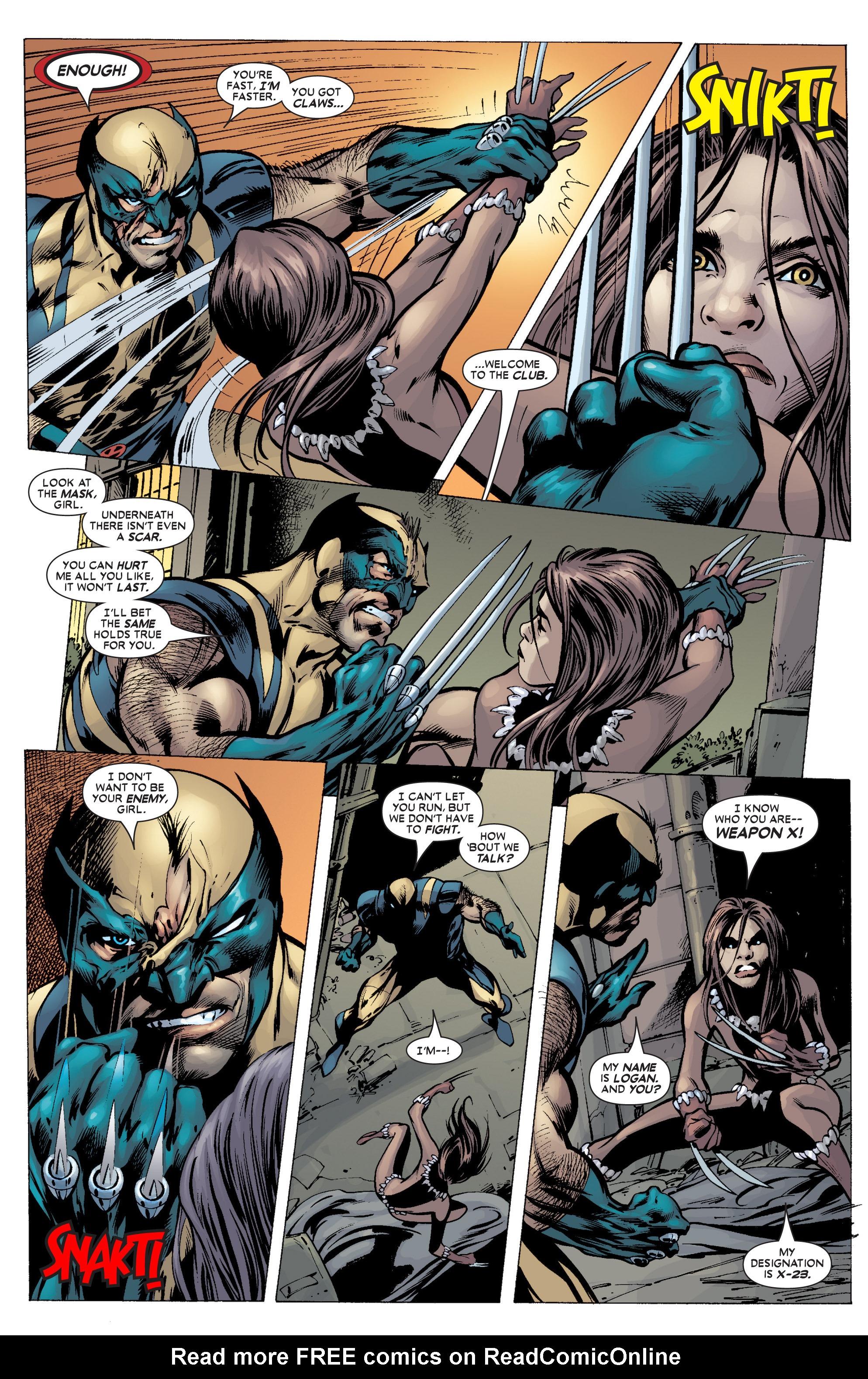 Read online Uncanny X-Men (1963) comic -  Issue #451 - 15