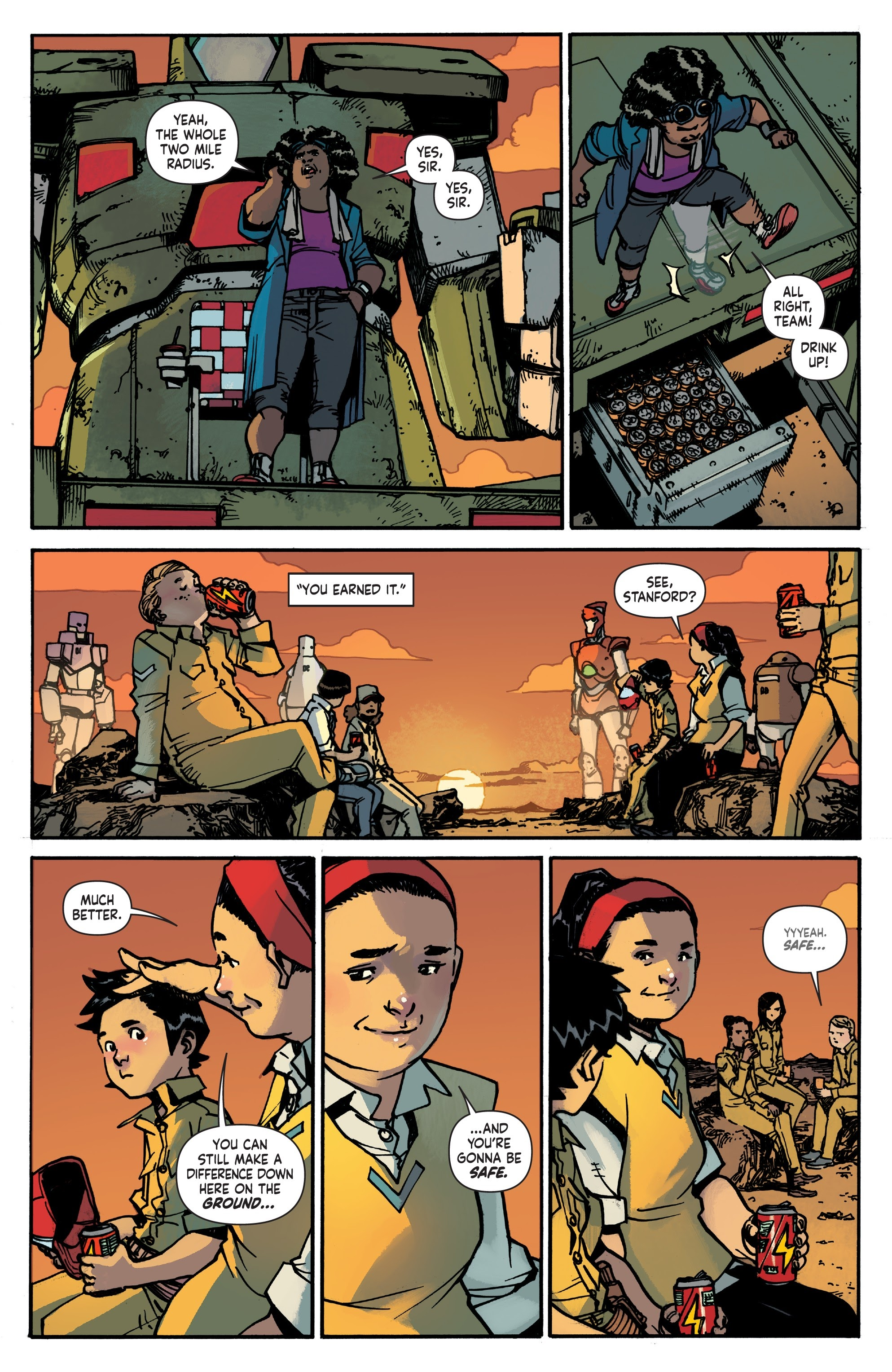 Mech Cadet Yu #_TPB_2 #15 - English 17