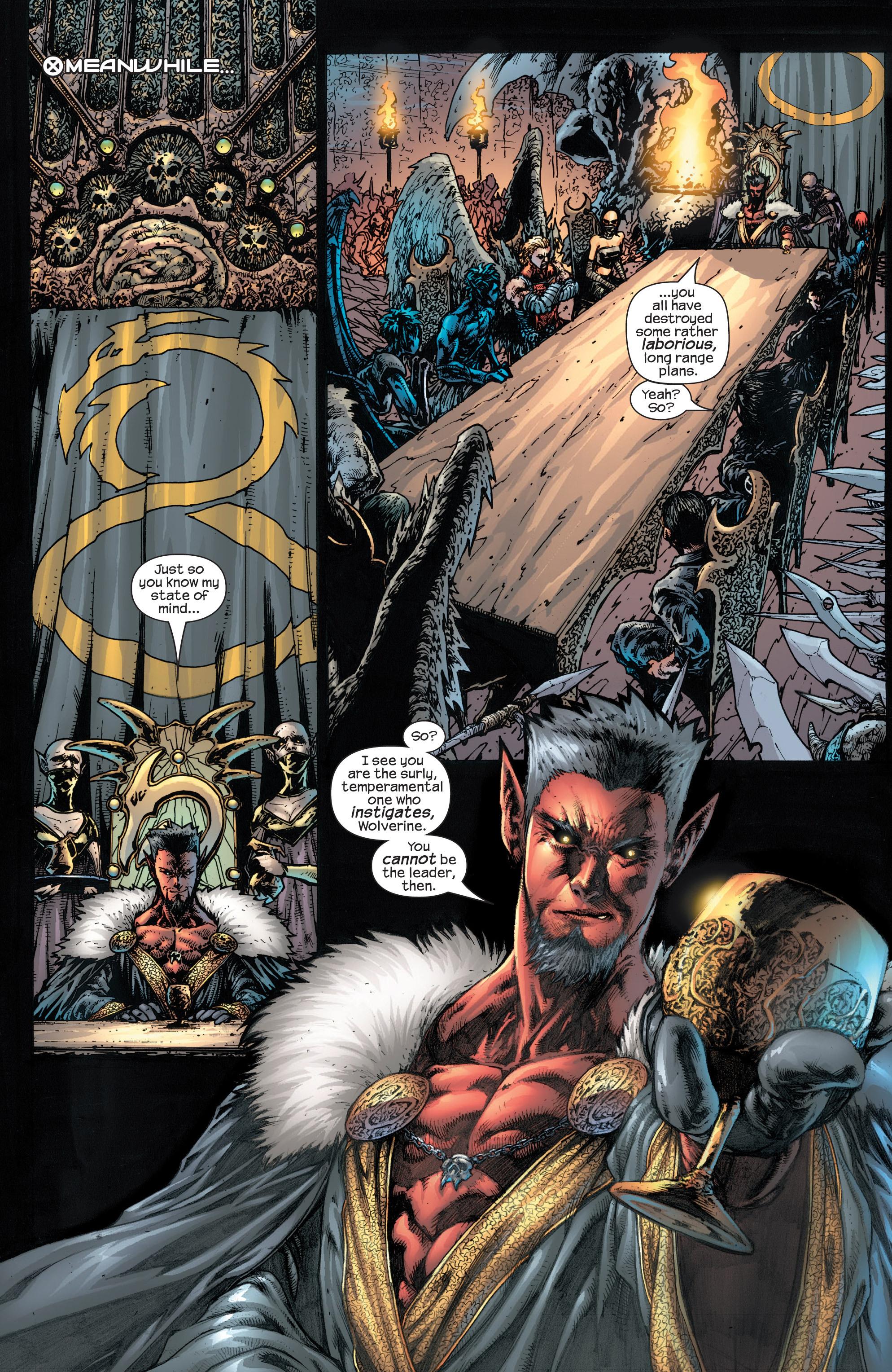 Read online Uncanny X-Men (1963) comic -  Issue #432 - 14
