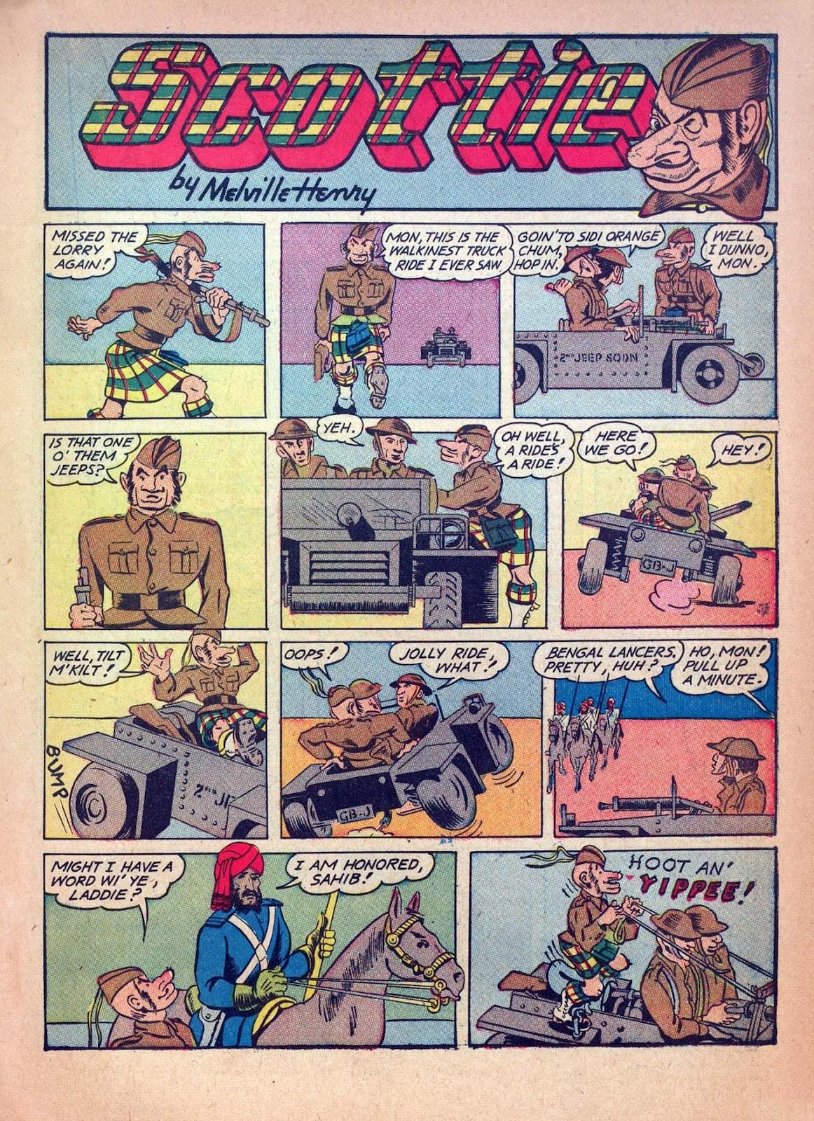 Read online Joker Comics comic -  Issue #4 - 35