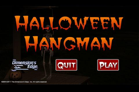 Why don't you play a little Halloween Hangman! #FlashGames #OnlineGames #HalloweenGames