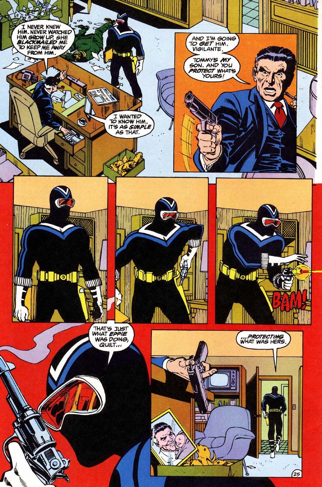 Vigilante (1983) issue 1 - Page 26
