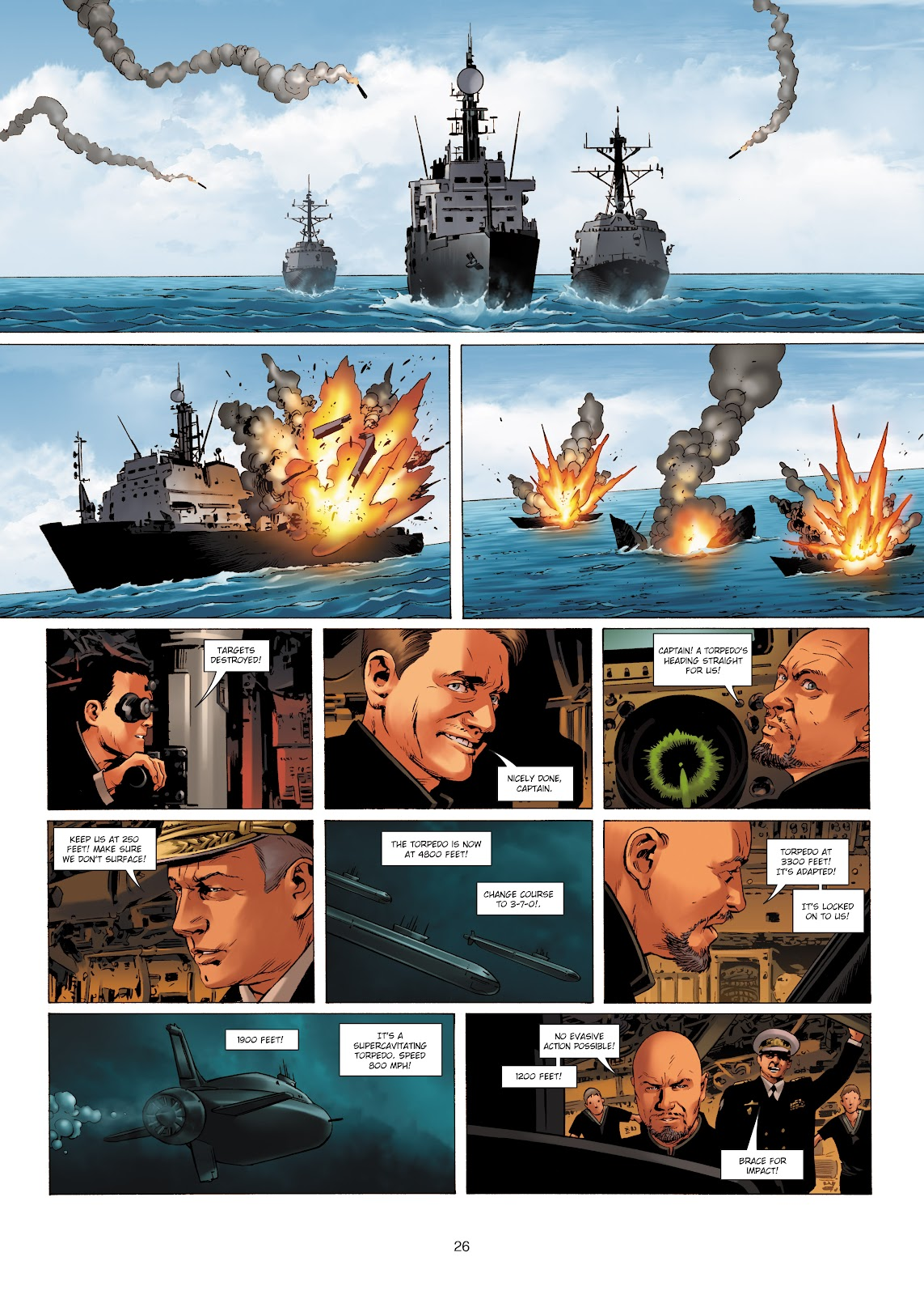 Read online Olympus Mons Vol. 1: Anomaly One comic -  Issue #5 - 23