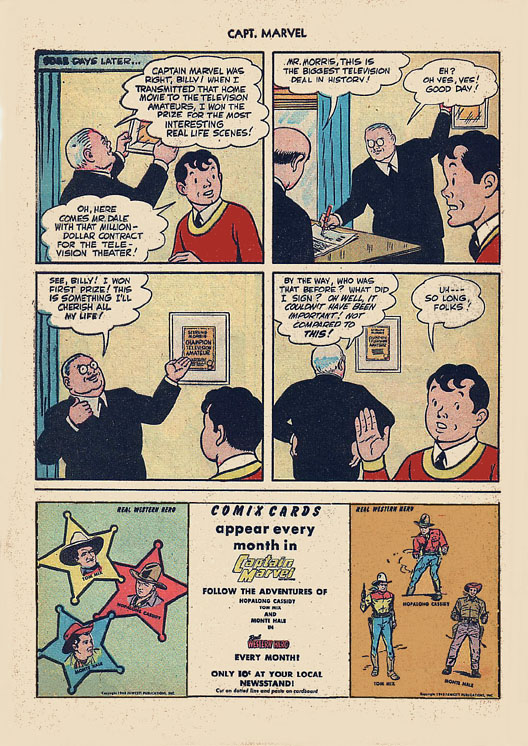 Captain Marvel Adventures issue 89 - Page 27