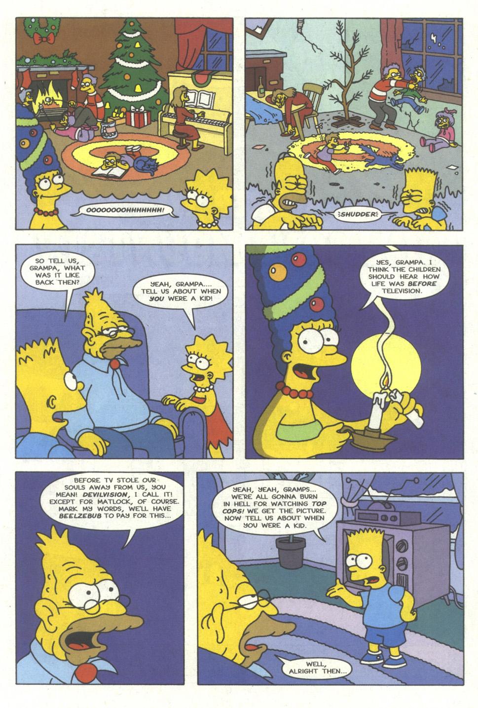 Read online Simpsons Comics comic -  Issue #15 - 4