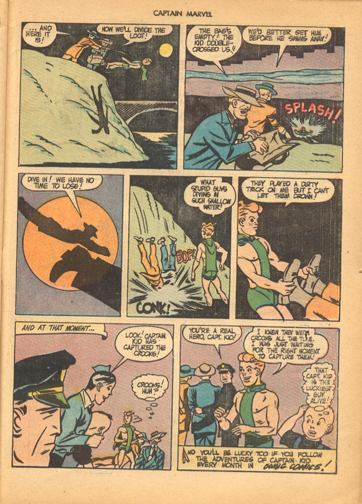 Captain Marvel Adventures issue 62 - Page 39