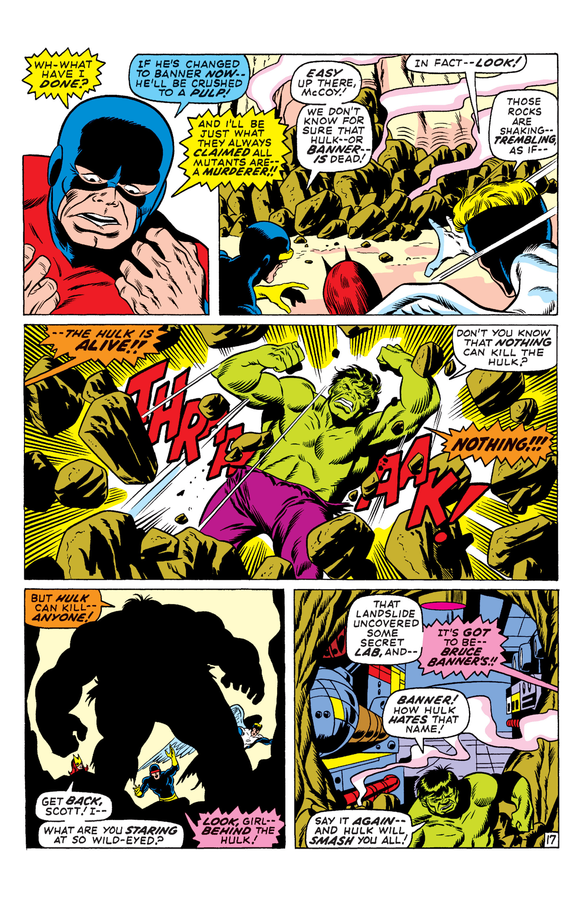 Uncanny X-Men (1963) 66 Page 17