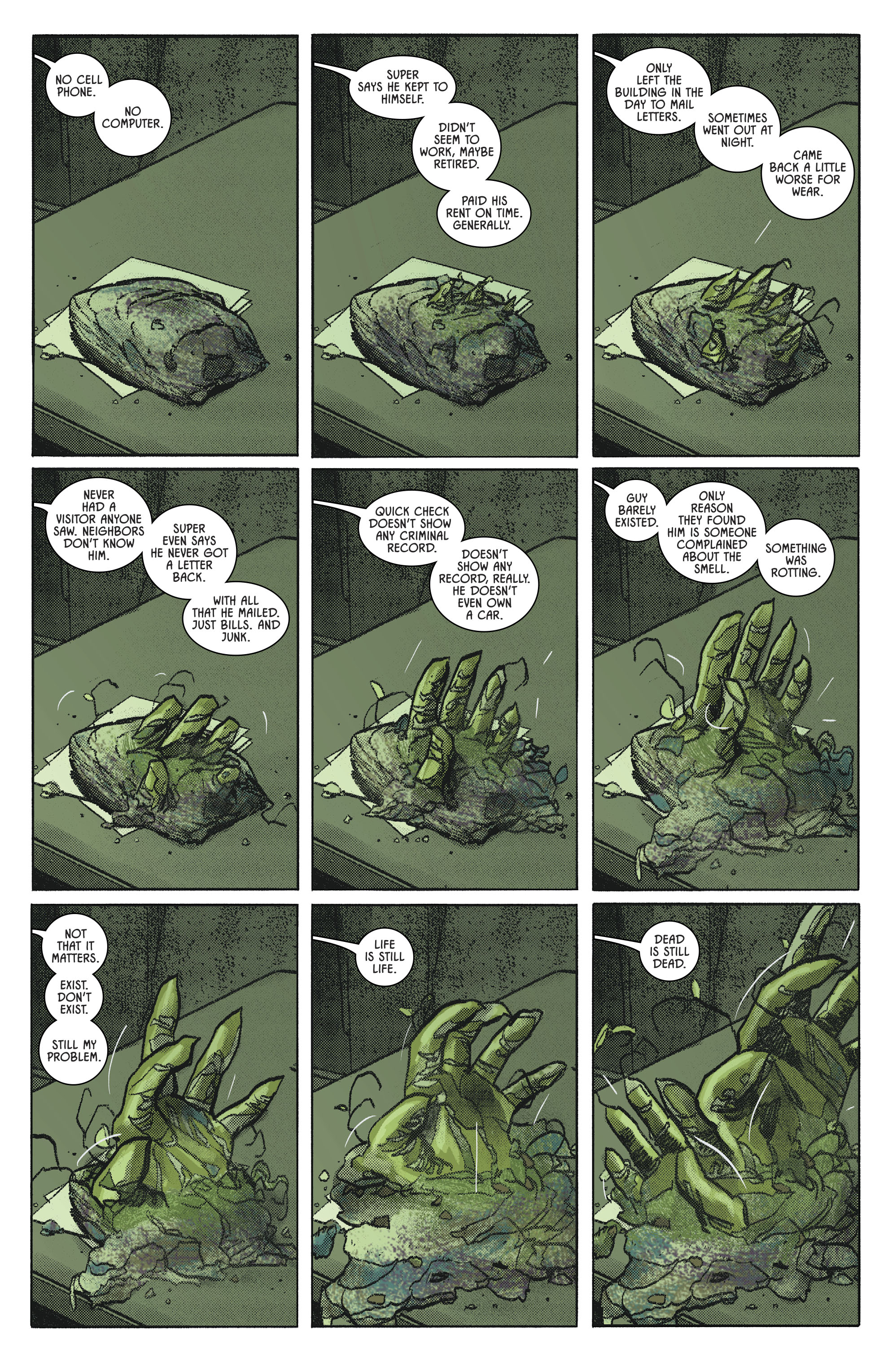 Read online Batman (2016) comic -  Issue #23 - 6