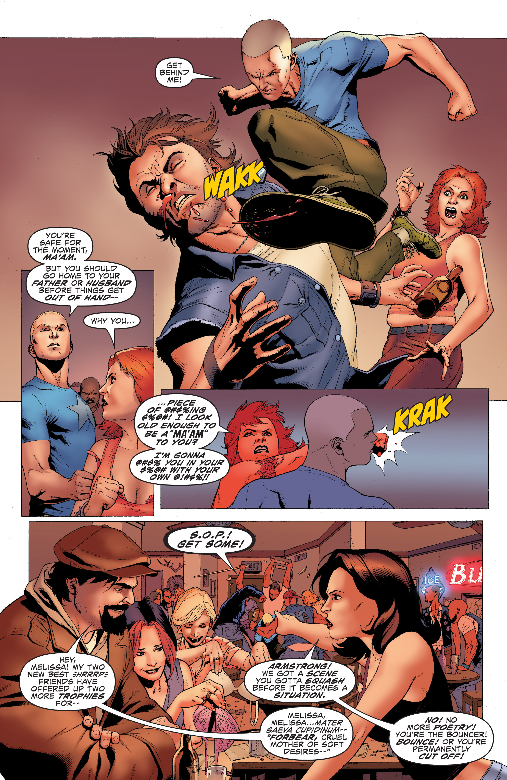 Read online Archer and Armstrong comic -  Issue #Archer and Armstrong _TPB 1 - 21