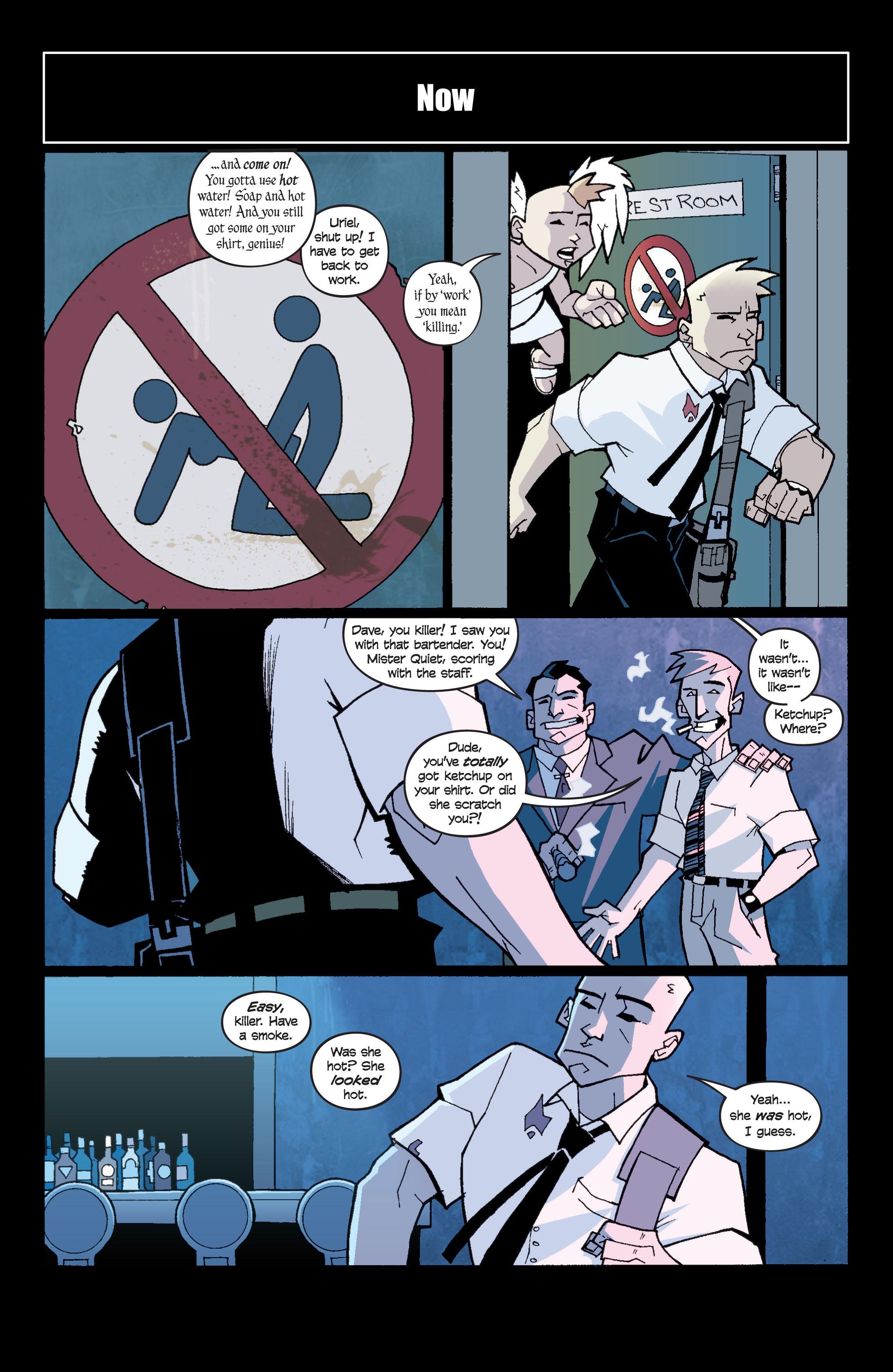 Read online Killer Of Demons comic -  Issue #1 - 11