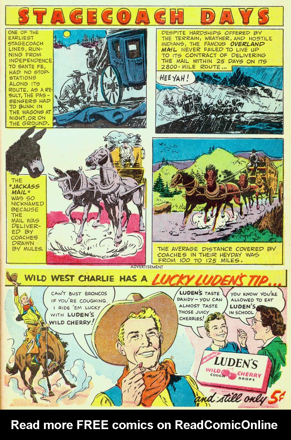 Read online All-Star Western (1951) comic -  Issue #63 - 27
