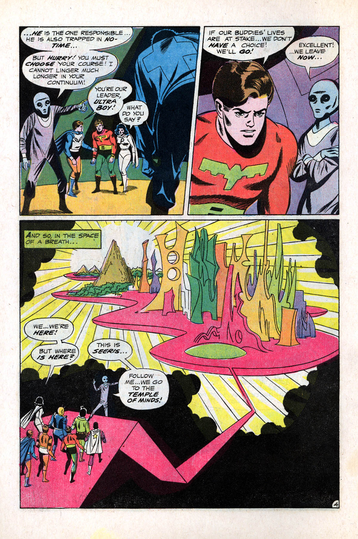 Read online Adventure Comics (1938) comic -  Issue #379 - 6