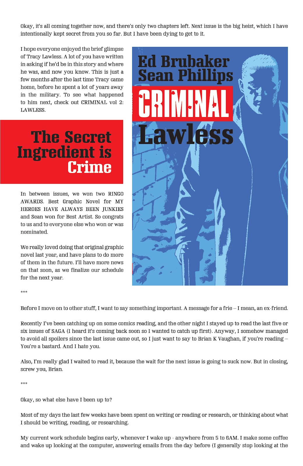 Read online Criminal (2019) comic -  Issue #10 - 29