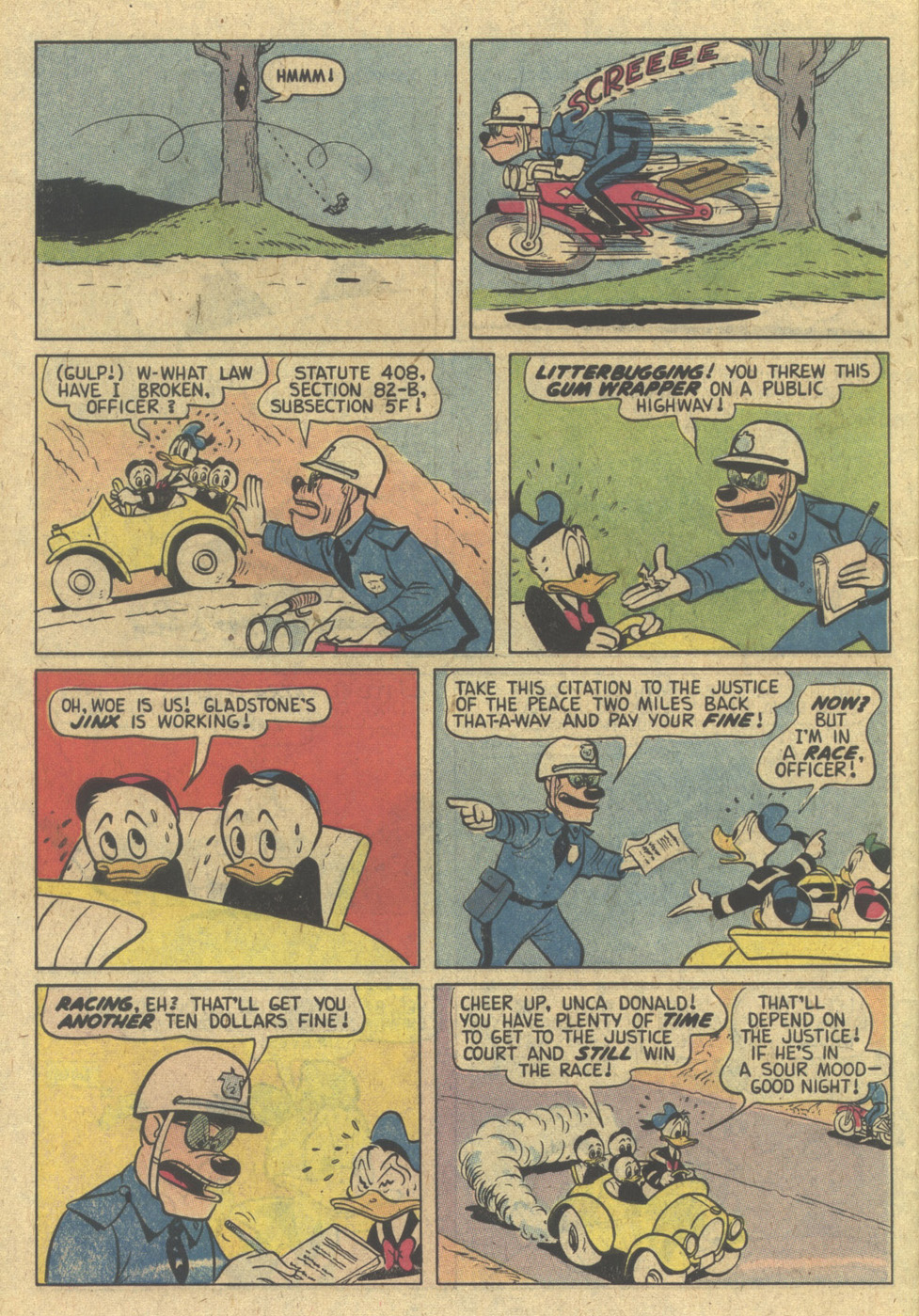 Walt Disney's Comics and Stories issue 450 - Page 6