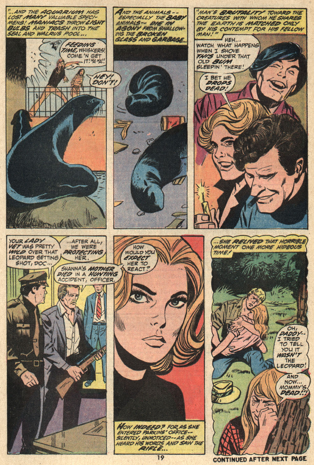 Read online Shanna, the She-Devil (1972) comic -  Issue #1 - 15