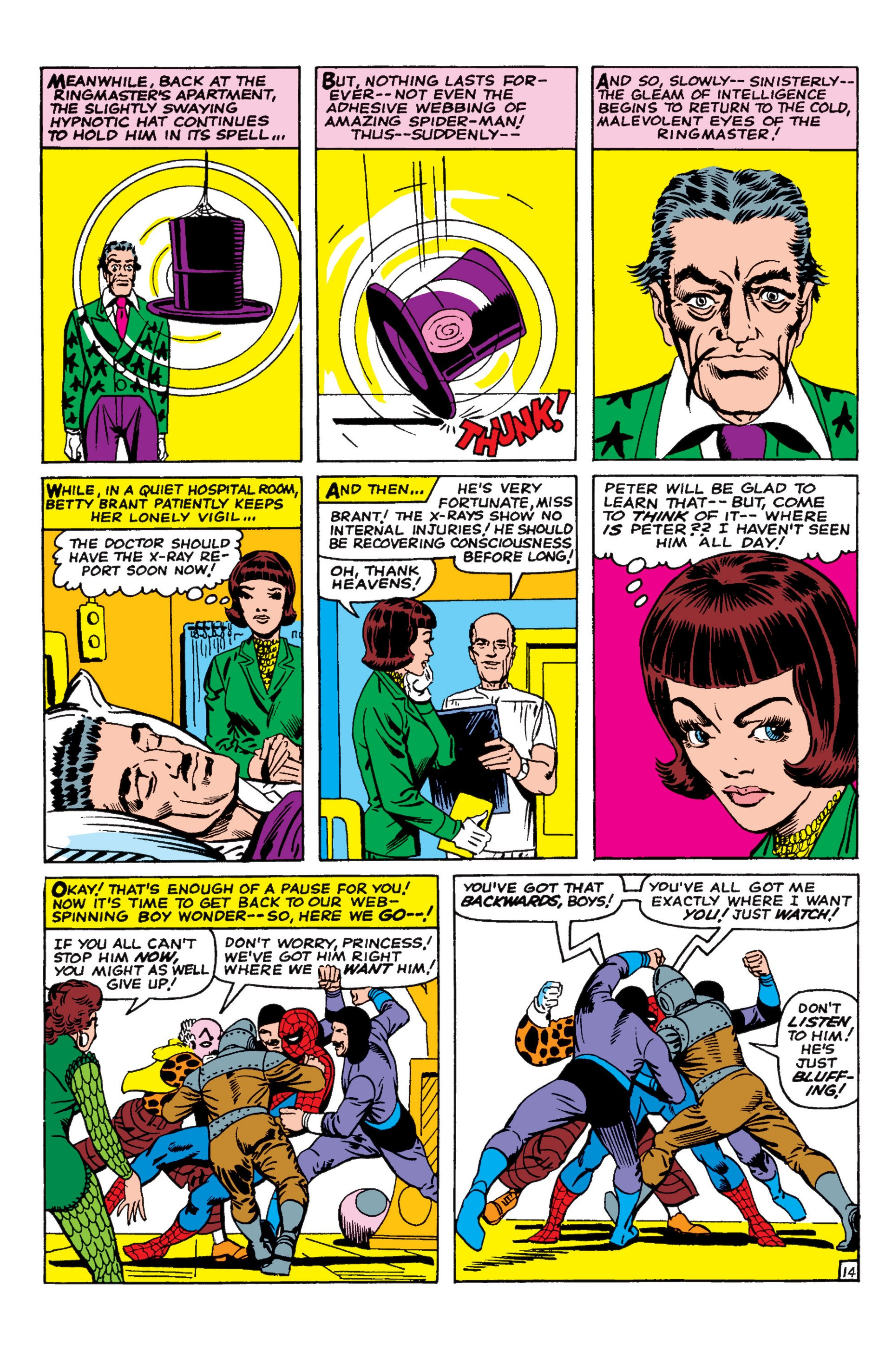 The Amazing Spider-Man (1963) 22 Page 14