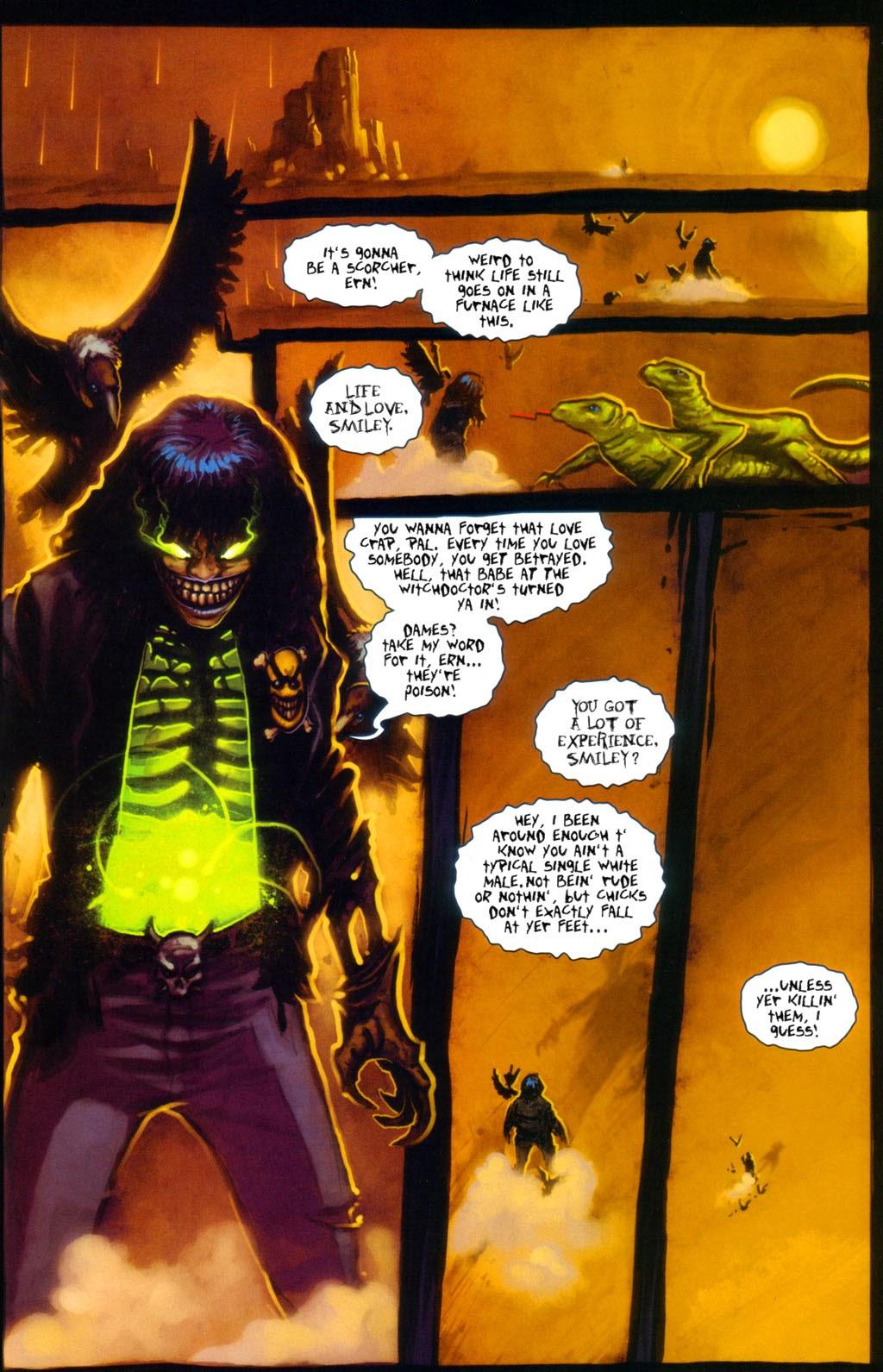 Read online Evil Ernie in Santa Fe comic -  Issue #3 - 8