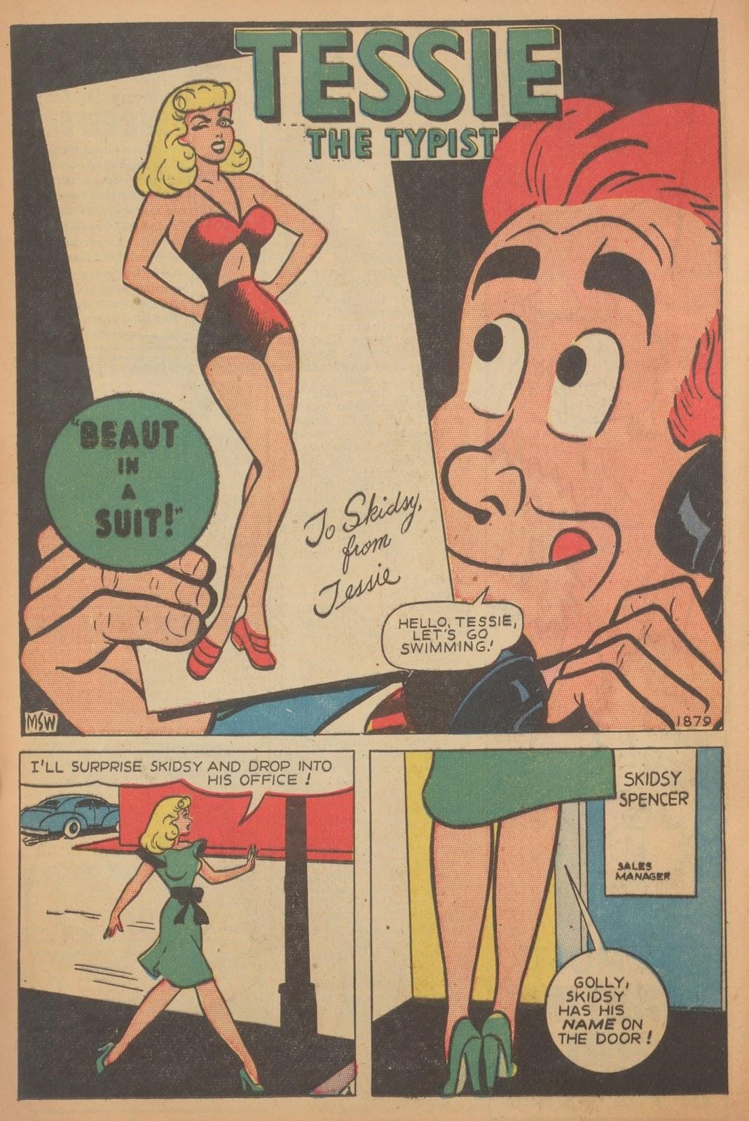 Read online Gay Comics comic -  Issue #33 - 20