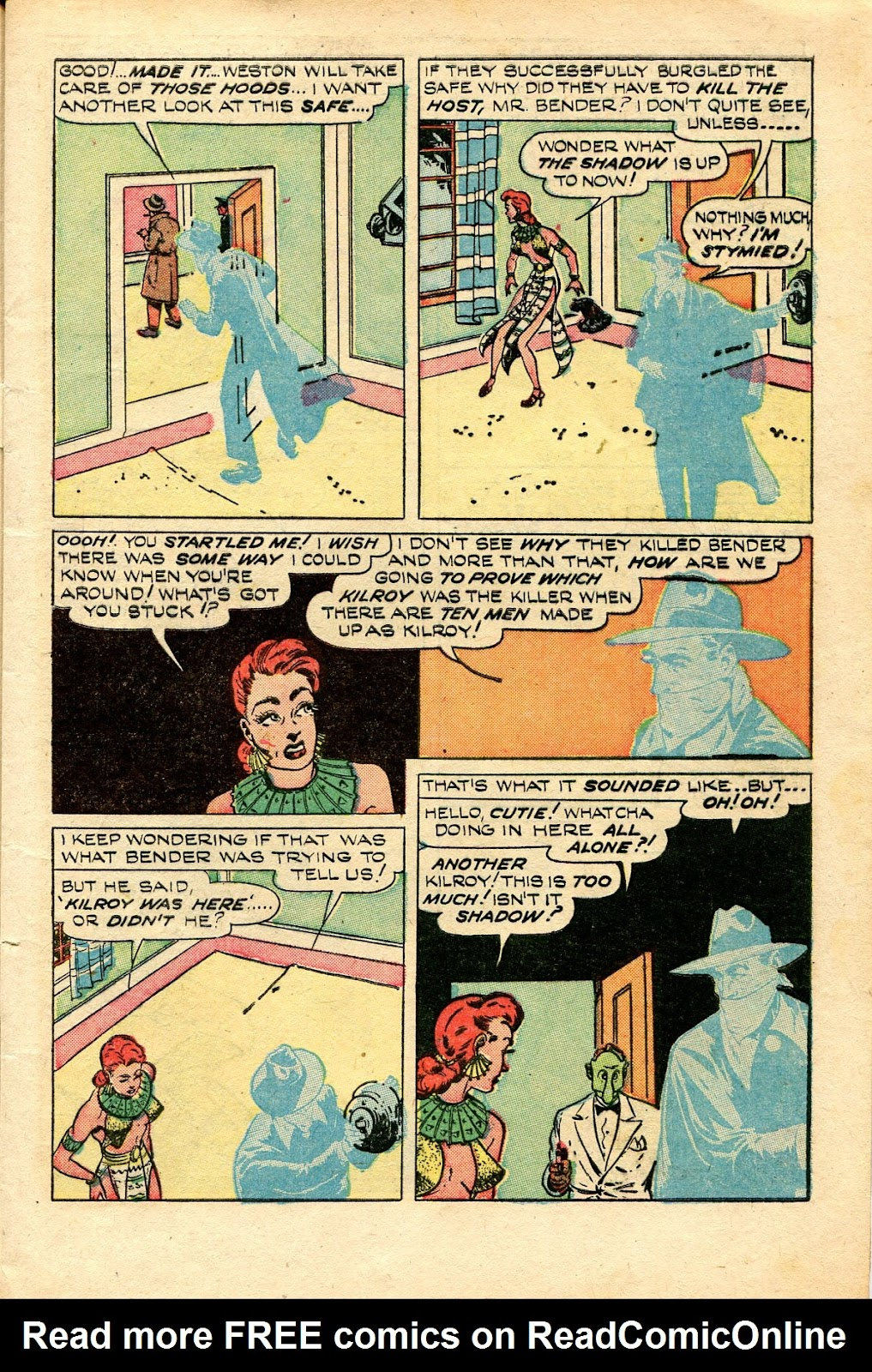 Shadow Comics issue 81 - Page 11