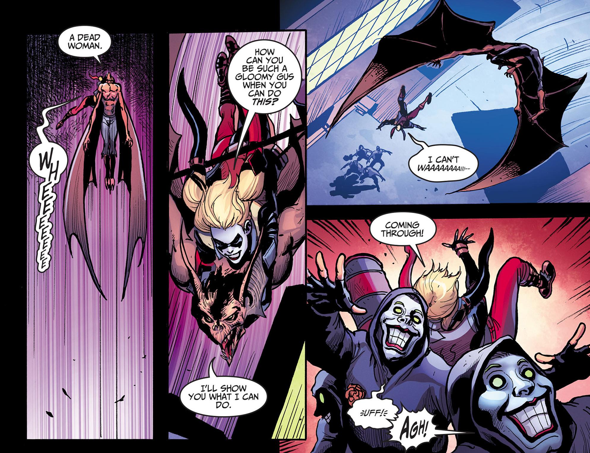 Read online Injustice: Ground Zero comic -  Issue #2 - 10