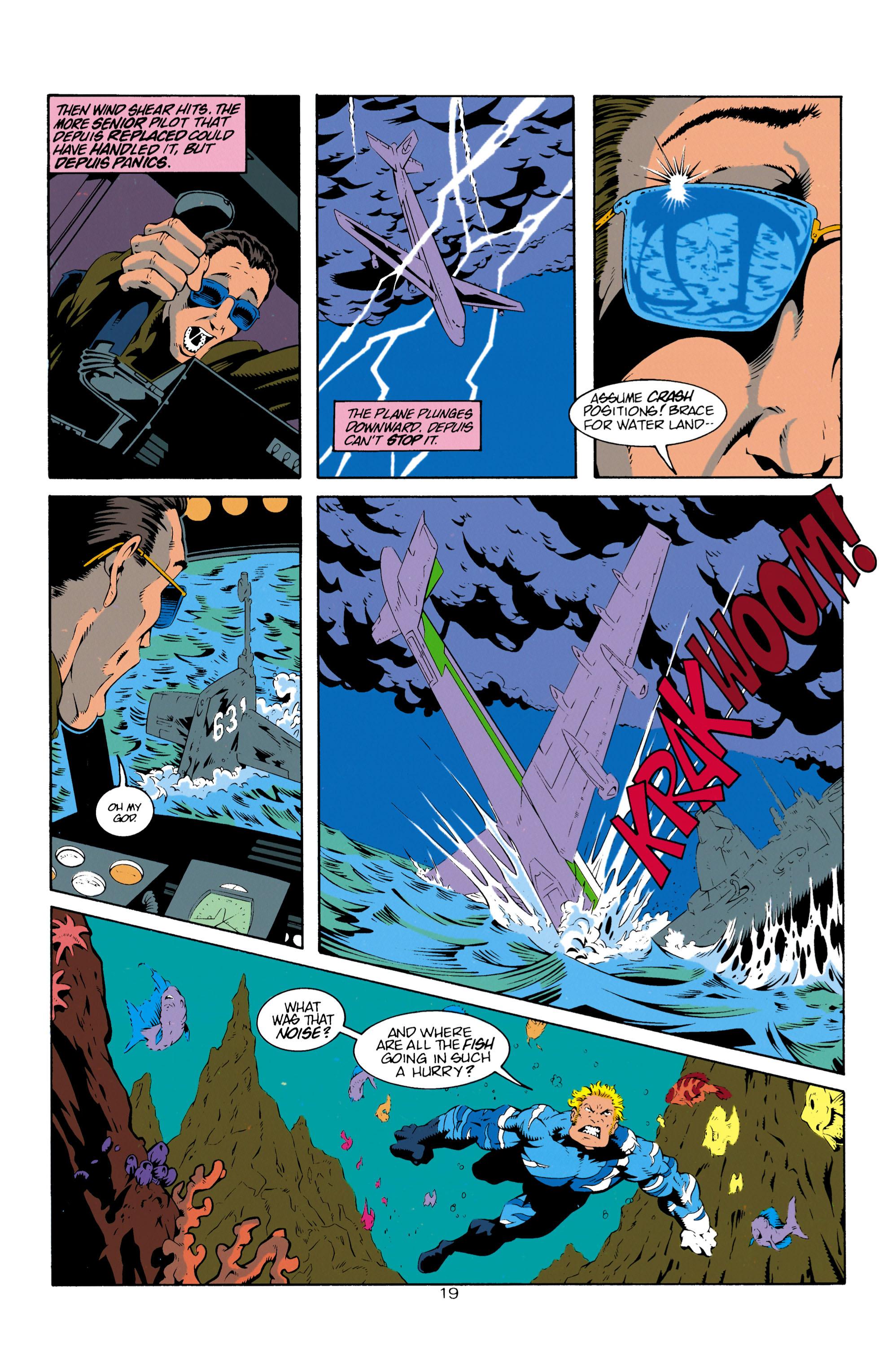 Read online Aquaman (1994) comic -  Issue #14 - 20