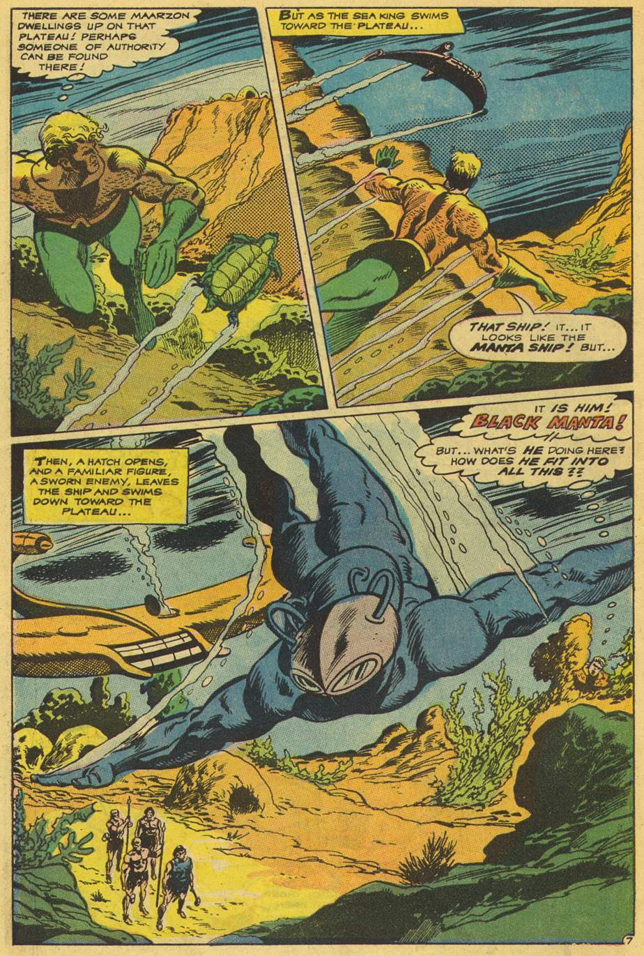 Read online Aquaman (1962) comic -  Issue #42 - 10