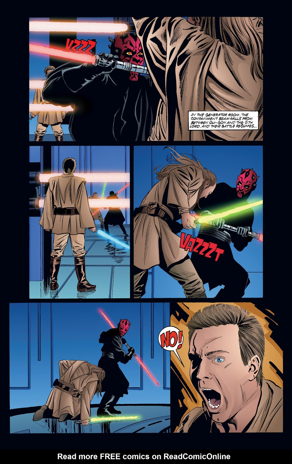 Read online Star Wars Legends: Rise of the Sith - Epic Collection comic -  Issue # TPB 2 (Part 4) - 30
