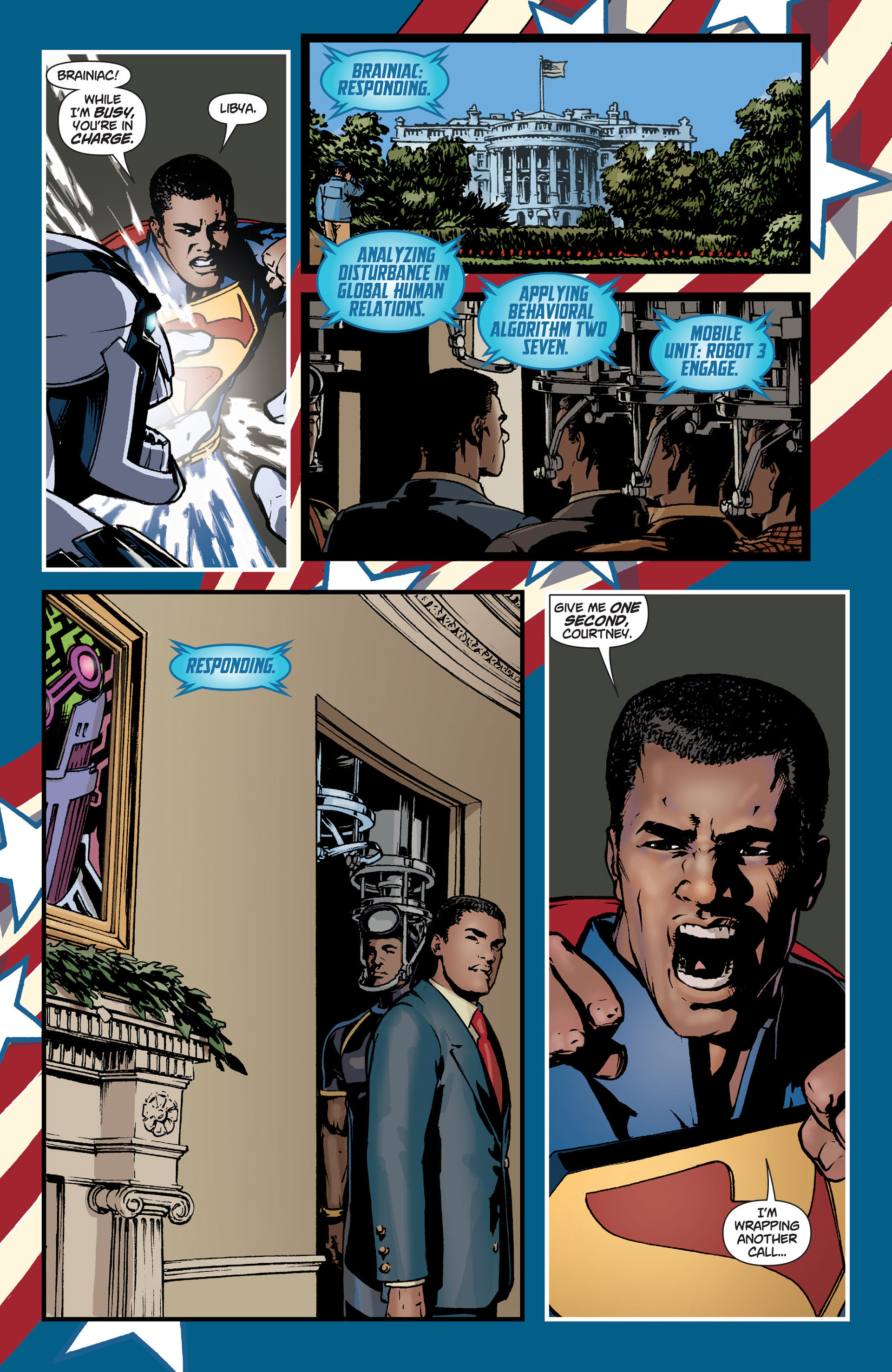 Read online Action Comics (2011) comic -  Issue #9 - 16
