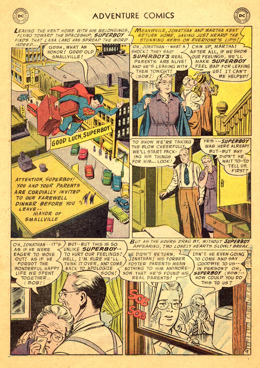 Read online Adventure Comics (1938) comic -  Issue #217 - 11