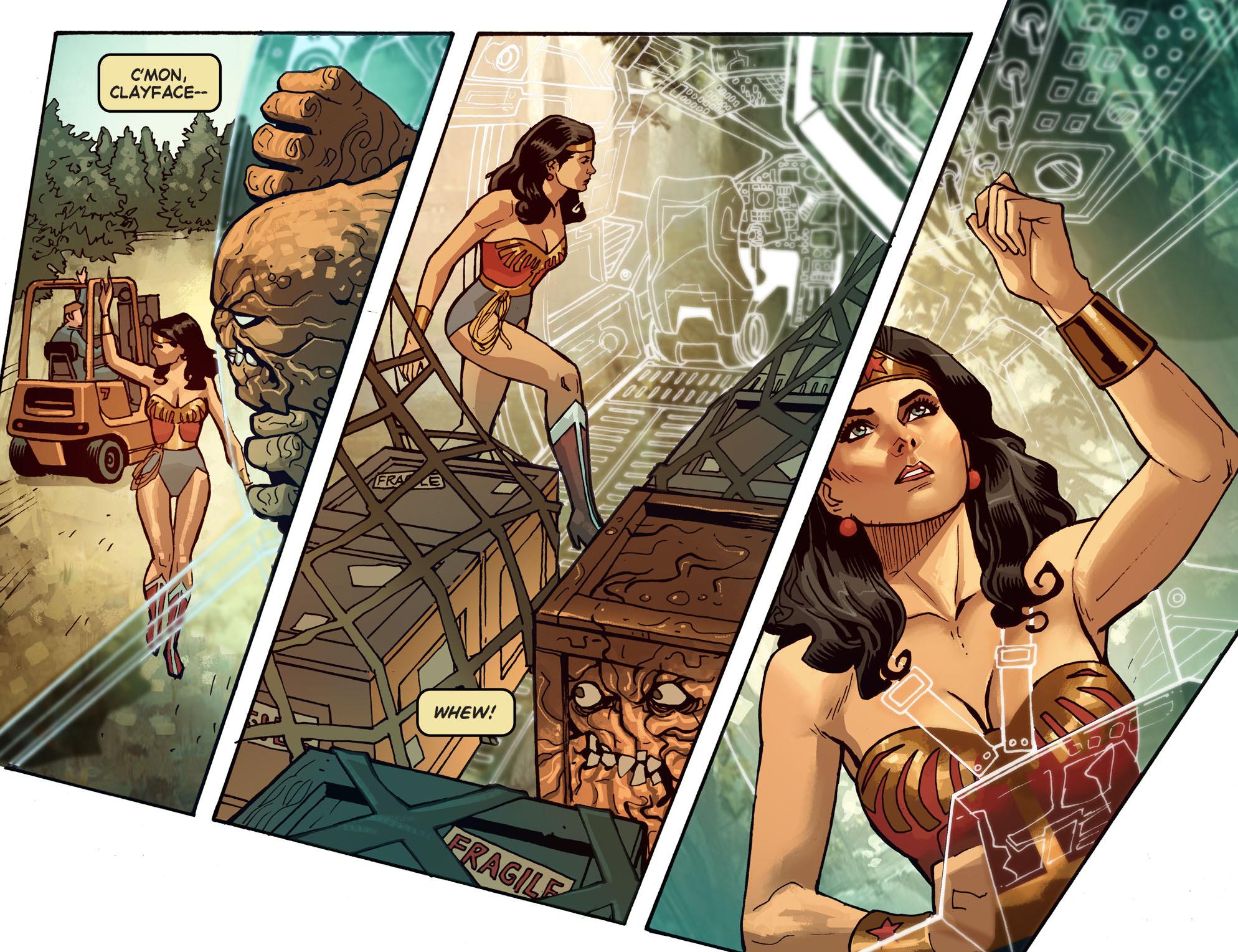 Read online Wonder Woman '77 [I] comic -  Issue #14 - 14