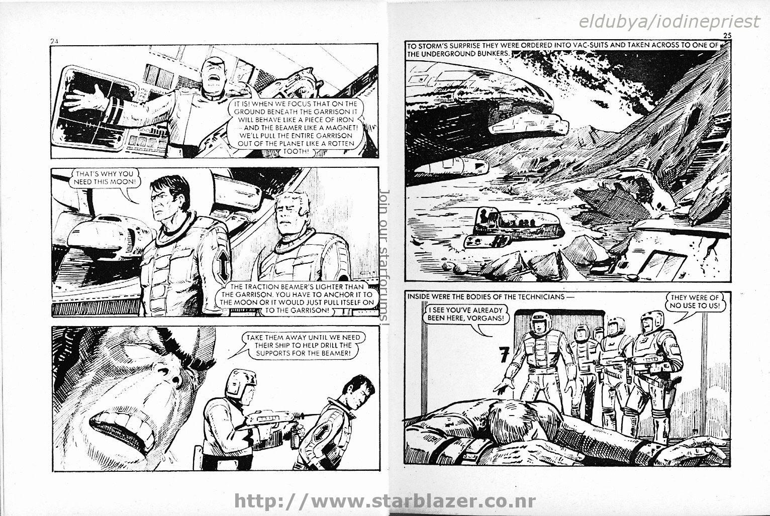 Starblazer issue 98 - Page 14