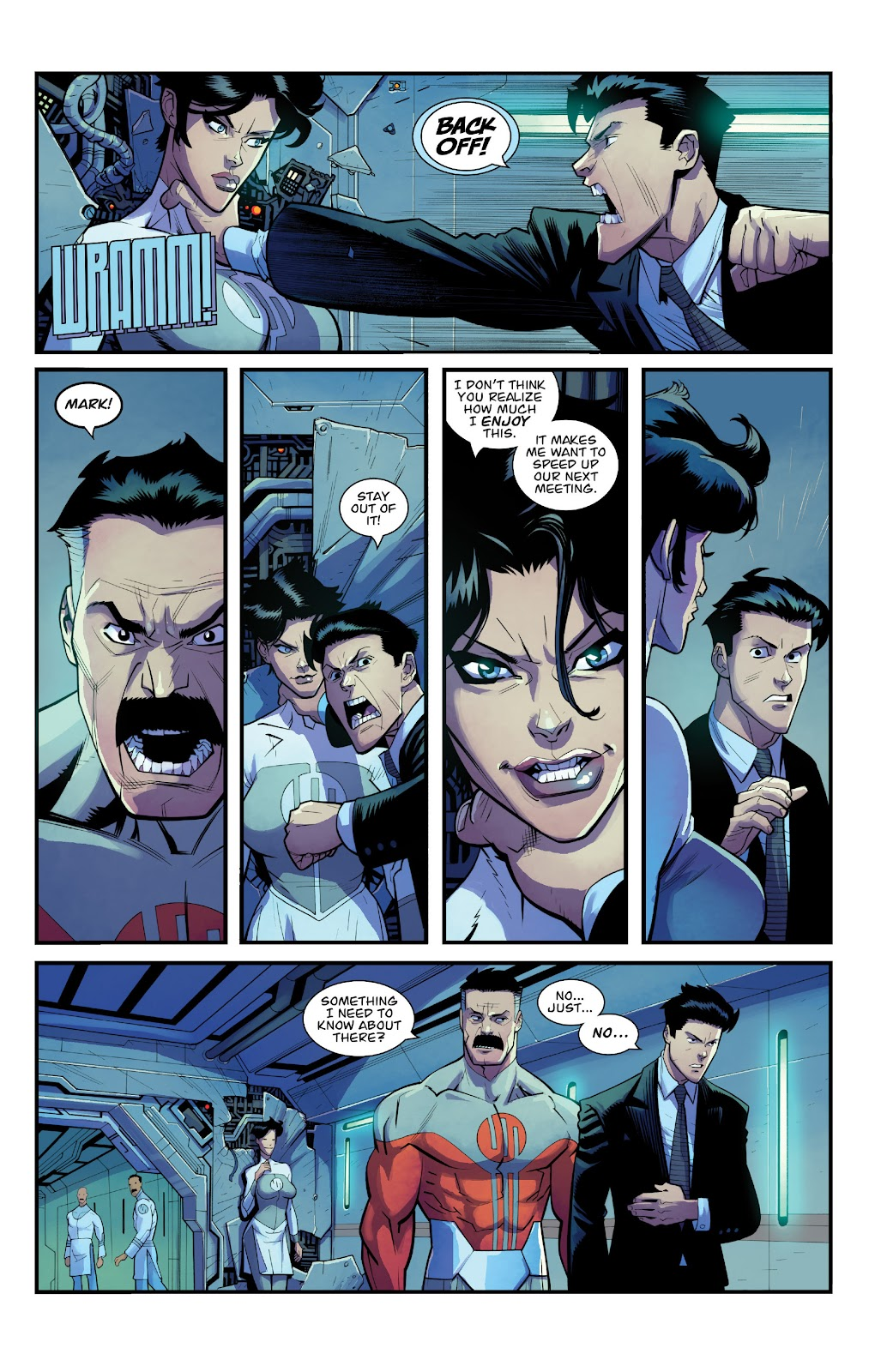 Invincible (2003) issue TPB 21 - Modern Family - Page 39