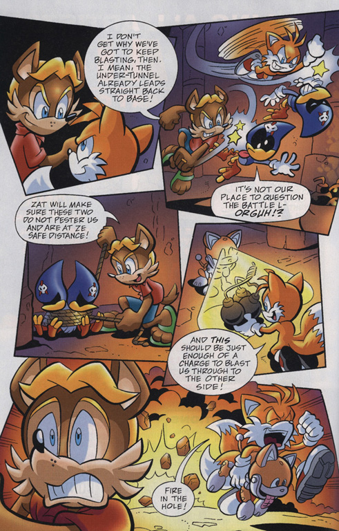 Read online Sonic Universe comic -  Issue #19 - 12