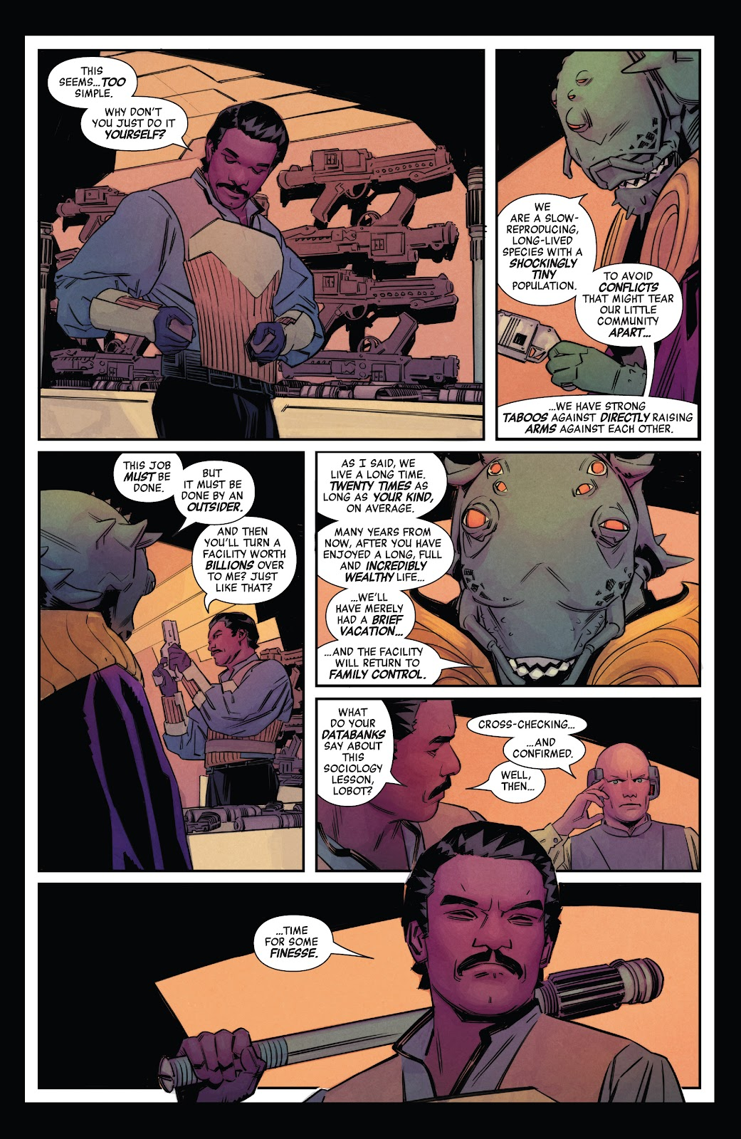 Read online Star Wars: Age of Rebellion - Heroes comic -  Issue # TPB - 60