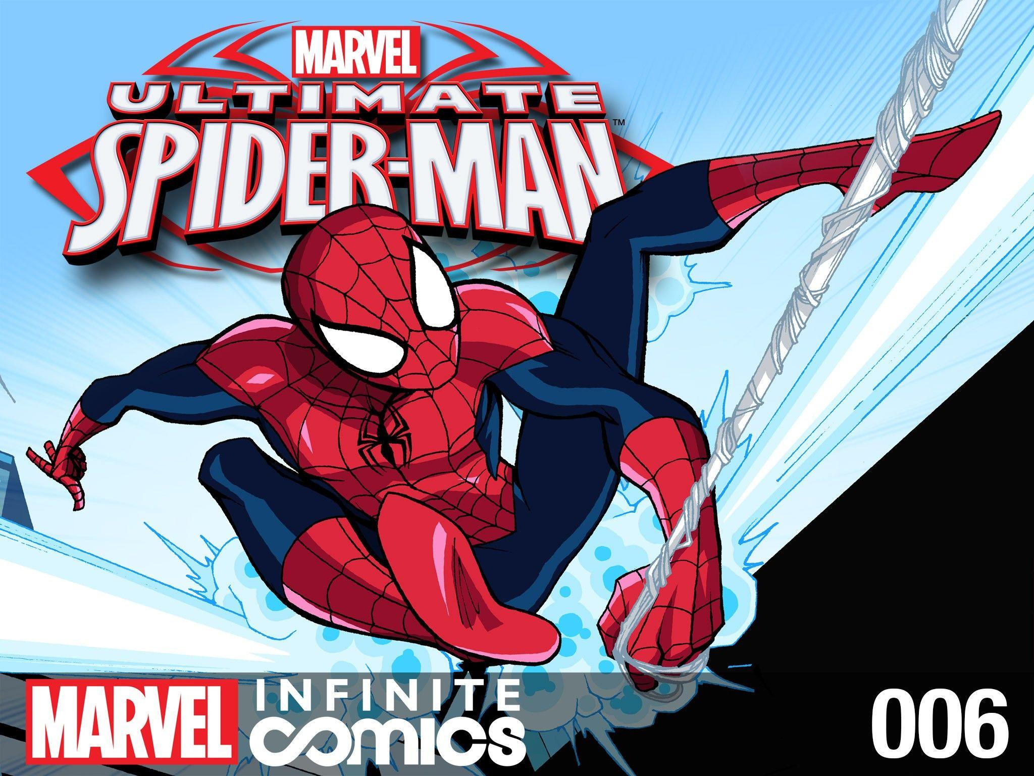 Read online Ultimate Spider-Man (Infinite Comics) (2015) comic -  Issue #6 - 1